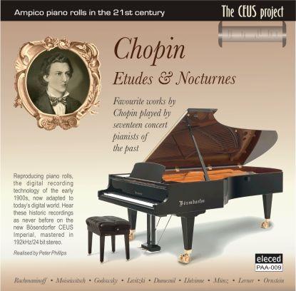 Chopin Etudes & Nocturnes CD