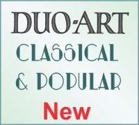 Duo-Art classical and pop MIDI (new)