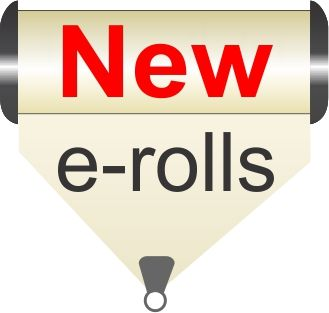 New e-roll files